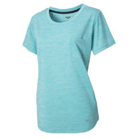 デュアリグ(DUARIG) ドライプラス 天竺半袖 Tシャツ 864D8HD5643 SAX (Lady's)