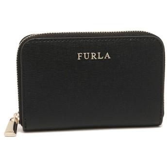 フルラ カードケース FURLA 870283 BAB RM75 B30 O60 BABYLON KEYCASE ZIP AROUND バビロン キーケース コインケース 小銭入れ ONYX 黒