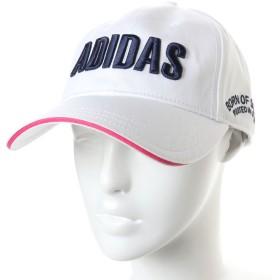 アディダス adidas レディース ゴルフ キャップ ADICROSS コットンツイルキャップ U30963