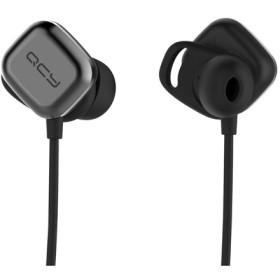 bluetooth イヤホン カナル型 Black QCY-M1Pro Black [リモコン・マイク対応 /ワイヤレス(左右コード) /Bluetooth]