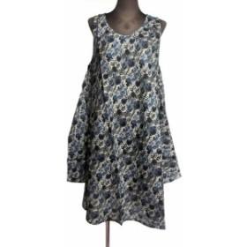 エスニックアジアンワンピースAラインエスニック衣料エスニックアジアンファッション