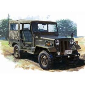 ファインモールド 1/35  自衛隊73式小型トラック キャンバストップ【FM34】