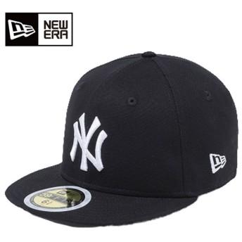 NEW ERA ニューエラ 59FIFTY ダックキャンバス ニューヨーク ヤンキース キャップ キッズ 11556993