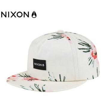 ニクソン NIXON キャップ メンズ レディース TROPICS SNAPBACK HAT トロピックススナップバックハット C2440104 od