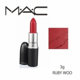 MAC /マック リップスティック #ルビー ウー (M0N904)(773602040605)