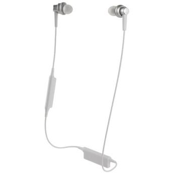 bluetooth イヤホン カナル型 ホワイト ATH-HR7BTWH [リモコン・マイク対応 /ワイヤレス(左右コード) /Bluetooth]
