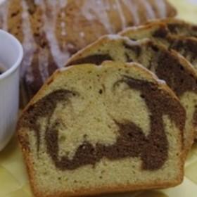 はちどり菓蔵 オーガニックコーヒーのマーブルパウンドケーキ