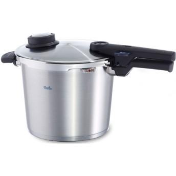 Fissler 91-06-00-511 コンフォート プラス [圧力鍋(6.0L/蒸し器・三脚×2)] 調理器具