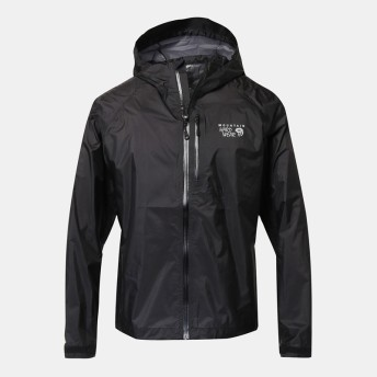 【送料無料】マウンテンハードウェア Leroy Jacket(リロイ ジャケット) ユニセックス S 090(Black) OE7914