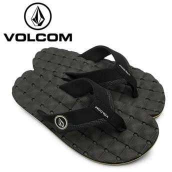 VOLCOM メンズ ビーチサンダル V0811520