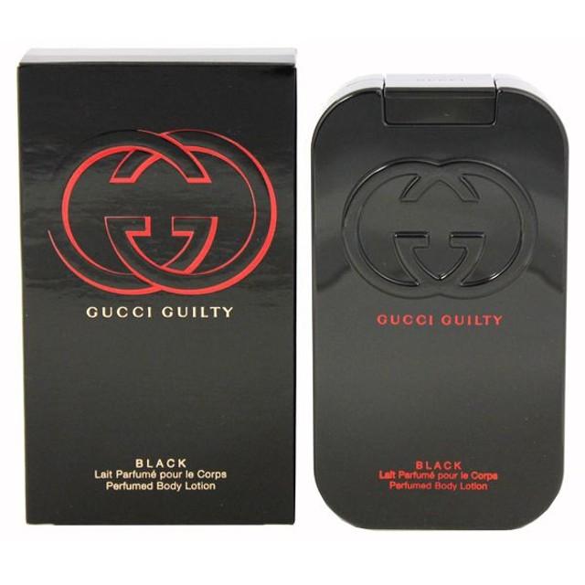 グッチ GUCCI ギルティ ブラック ボディローション 200ml GUILTY BLACK PERFUMED BODY LOTION