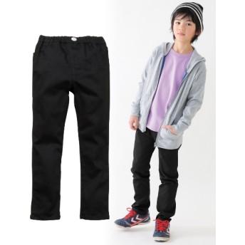 ストレッチツイルストレートパンツ(男の子 子供服。ジュニア服) パンツ