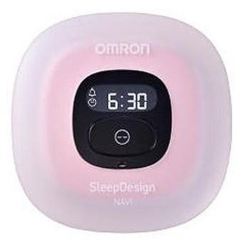 オムロン OMRON HSL-003T-PK ねむり時間計 ピンク 新品 送料無料