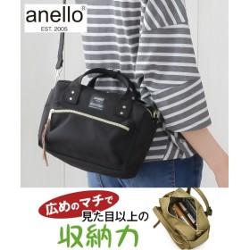 anello(アネロ)2WAYミニショルダーバッグ ショルダーバッグ・斜め掛けバッグ