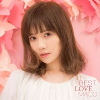 MACO/BEST LOVE MACO《通常盤》 【CD】