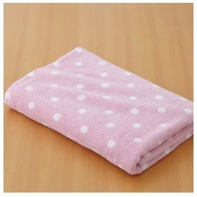 ふわふわジャカード織デザイン超大判バスタオル (約)90×180cm タオル