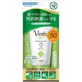 近江兄弟社 ベルディオ UV モイスチャーエッセンス (SPF50+ PA++++) 50g