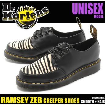 Dr.Martens RAMSEY ZEB CREEPER SHOES ユニセックス R23348002