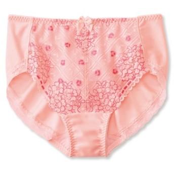 深ばき編みレースストレッチショーツ(トリンプ) スタンダードショーツ,Panties