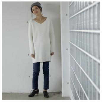すごく伸びる綿混スキニーパンツ(股下72cm) (レディースパンツ),pants