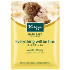 KNEIPP(クナイプ)/クナイプ バスソルト バニラ&ハニーの香り(バニラ&ハニーの香り) 入浴剤