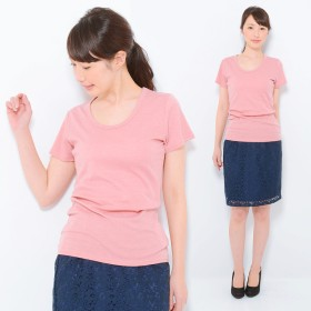 Tシャツ - CLOTHY ■CLOTHY BASIC■デオドラントCOOL■吸汗速乾 無地 クルーネック 半袖 Tシャツ(S/M/L/LL/3L)