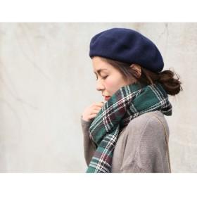 ベレー帽 - CITRINE Chakra フェルトベレー帽◆レディース/ファッション/秋冬/ベレー帽/フェルト/帽子/雑貨/小物/キャップ/recommend