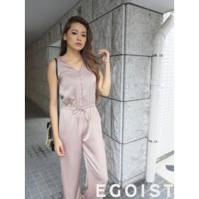 ドレス - EGOIST サテンワイドオールインワン