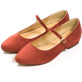 パンプス - Outletshoes 3素材 ストラップ ローヒール パンプス 痛くない ローヒール ストラップ 靴 結婚式 赤 ブラック レディース脱げない おしゃれ大きいサイズ 小さいサイズ
