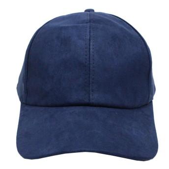 キャップ - CELL スエードキャップ ピーチスエード 帽子 キャップ CAP ベースボールキャップ ハット ベレー カジュアル シンプルベーシック