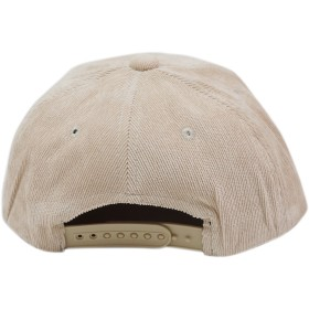 キャップ - KEYS 帽子キッズキャップ子供野球帽コーデュロイ秋冬刺繍スクエアロゴキーズKeys-101-K