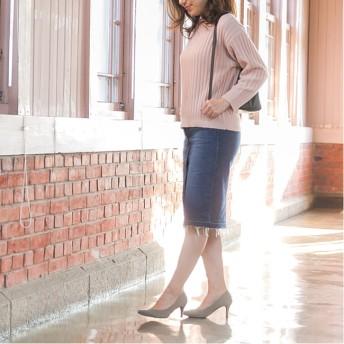 パンプス - Outletshoes イイ女ポインテッド 7cmヒール パンプス 痛くない レディース 黒 赤 スエード 結婚式ポインテッドトゥ歩きやすいリクルート美脚お呼ばれ 靴 パーティ 就活 シューズ 靴 シンプル ベーシック
