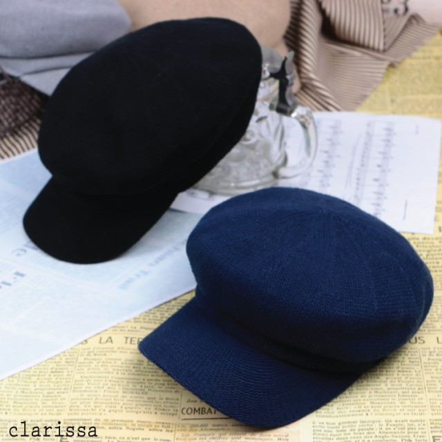 fb4b506e100a4 キャップ - clarissa サーモキャスケット レディース 春 夏 帽子 ぼうし コットン アウトドア 運動会 かわいい 可愛い おしゃれ