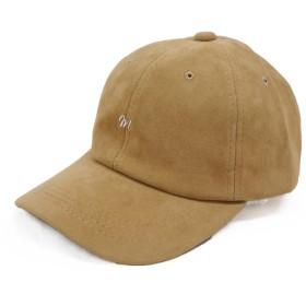 キャップ - KEYS 帽子キャップメンズレディース野球帽シンプル秋冬ベロア刺繍ロゴワンポイントキーズKeys-113