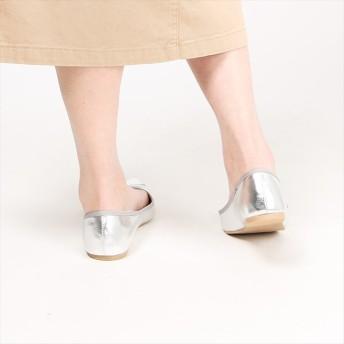 パンプス - amiette ポインテッドトゥ パンプス レディース シューズ 靴 バレエシューズ フラットパンプス