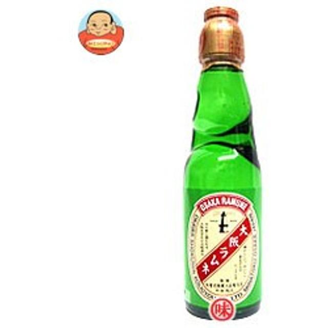 【送料無料】 大川食品工業  大阪ラムネ  200ml瓶×30本入