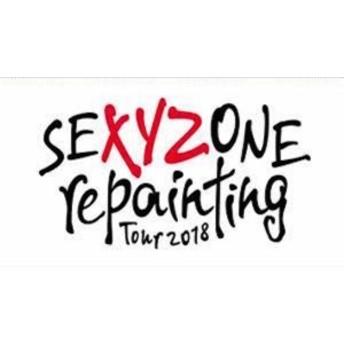 SEXY ZONE 【ポスター(集合 )】repainting ツアー 2018 公式グッズ