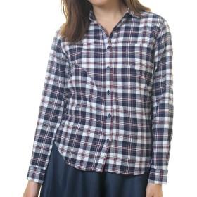 シャツ - s.i.p 綿起毛チェックシャツ【秋冬】