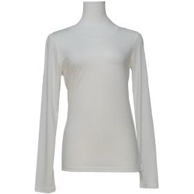 Tシャツ - A.NATALY シンプルロングTシャツ【春先行】
