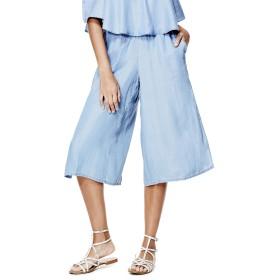 パンツ・ズボン全般 - GUESS【WOMEN】 [GUESS] SAVANA PULL-ON CULOTTE