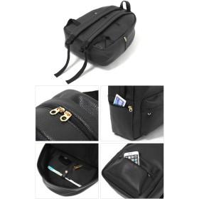 リュック - REAL STYLE シンプルフェイクレザーリュック レディース バッグ シンプル リュックサック 鞄 かばん カバンバックパックデイパックデイバッグ大容量 大人 無地 フェイクレザー 通勤 通学 A4 330852 秋冬レディース ベーシック韓国ファッションマルチ