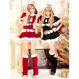 116b9f1a8c14f  starf クリスマス早割りセール starf キッズ 子供用 サンタ衣装 ...