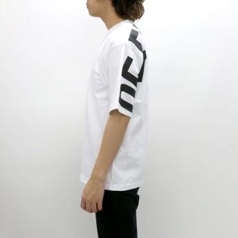 Tシャツ - MARUKAWA B ONE SOUL Tシャツ メンズ 夏 バック ロゴ プリント 半袖 ホワイト/ブラック/レッド M/L/XL【ティーシャツビッグ プリント ストリート アメカジ カジュアル】