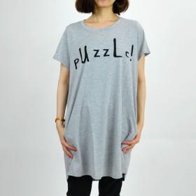 Tシャツ - CAREPACKAGE 半袖 Tシャツ トップス NICHEE レディース 大人用 カットソー