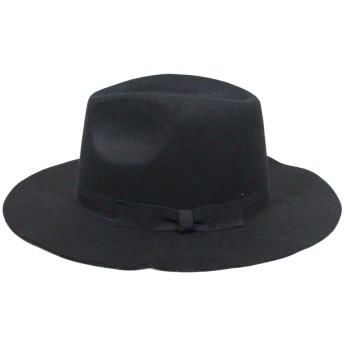 ハット - CELL フェストハット 中折れハット HAT 帽子 ツバ広 定番 リボン 小物 雑貨