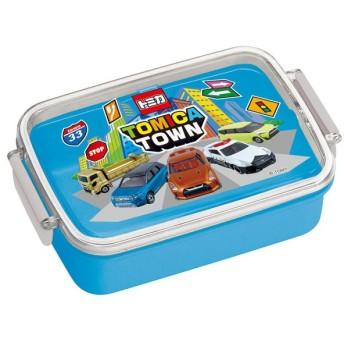 トミカ お弁当箱 /  食洗機対応タイトランチボックス角型 450ml トミカ18