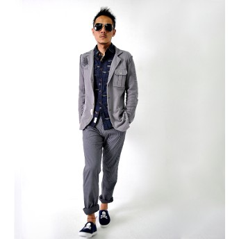 ジャケット・ブルゾン - RAiseNsE スウェット ジャケット メンズ レディース アウター 長袖 [7色] #T351