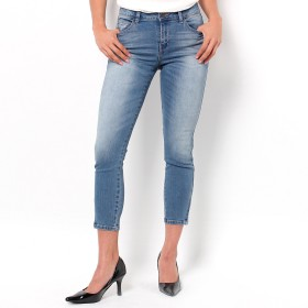 デニムパンツ・ジーンズ - GUESS【WOMEN】 [GUESS] MARILYN 3-ZIP SKINNY DENIM PANT