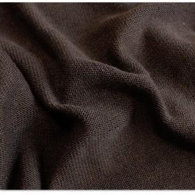 ニット・セーター - Sawa a la mode ゆるっと大人カジュアル。 トップス ニット・セーター 長袖ニット クルーネック ブラウン Brown レディースファッションナチュラル かわいい服 otona kawaii フリーサイズ F Fサイズ M L LL Mサイズ L