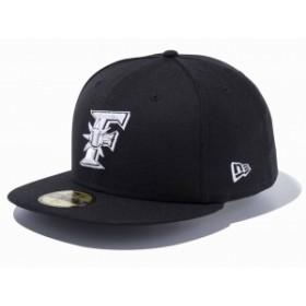 ニューエラ:59FIFTY NPB 北海道日本ハムファイターズ F【NEW ERA 日本プロ野球 日本プロ野球カスタム 帽子 キャップ】